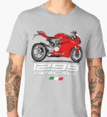 The Panigale 1299 Men's Premium T-Shirt