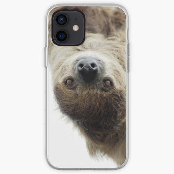 Sloth iPhone Soft Case