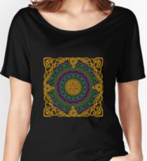 Mandala Knotwork 1 Relaxed Fit T-Shirt