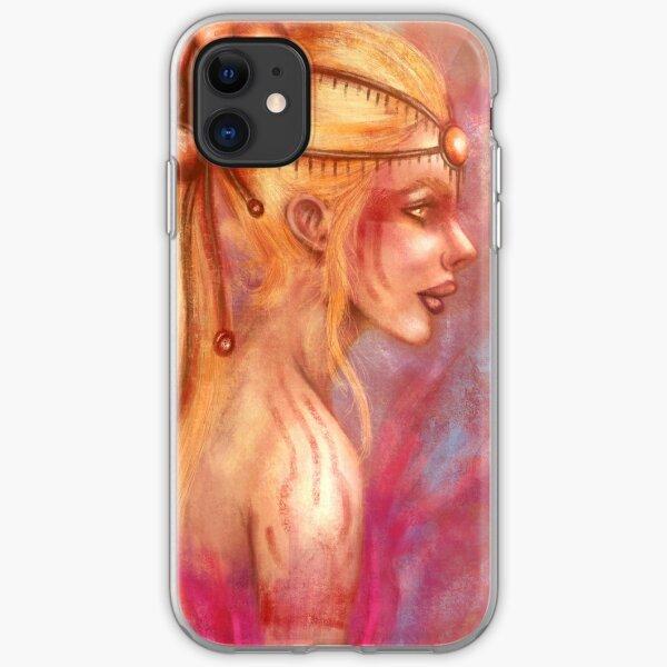 The Princess iPhone Soft Case