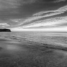 Newport Rhapsody (Monochrome)- Newport Beach, Sydney - The HDR Experience by Philip Johnson