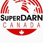 SuperDARN Canada Light Colors Round Logo by Vroomie