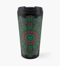 Boho Mandala Travel Mug