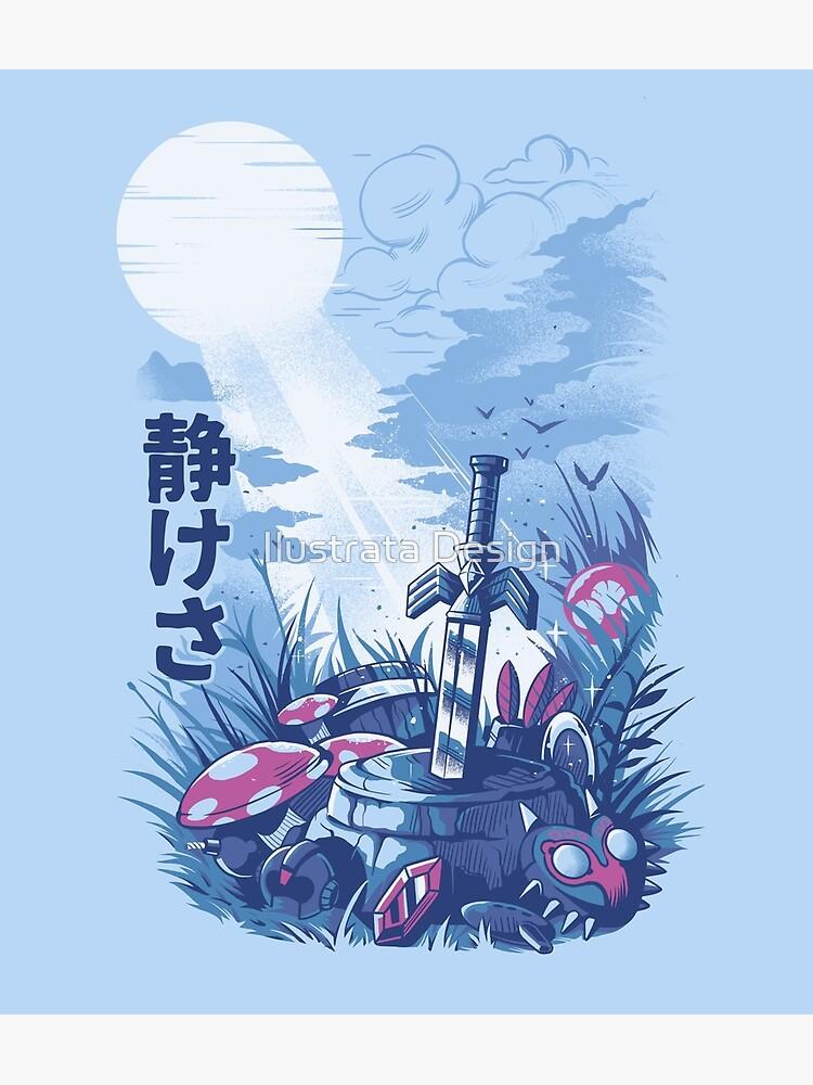 Spiele im Wald von ilustrata