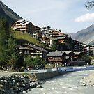 Zermatt Switzerland by Monica Engeler