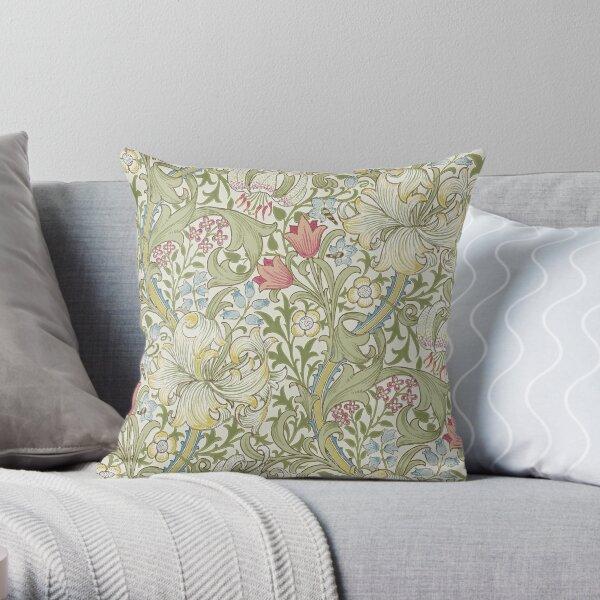 William Morris Cushion Cover Compton Indigo