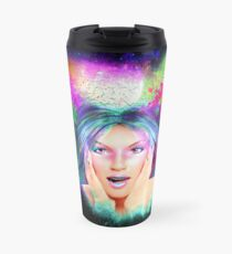 In amazement Travel Mug