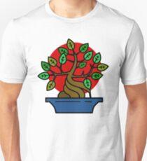 Bonsai Tree Slim Fit T-Shirt