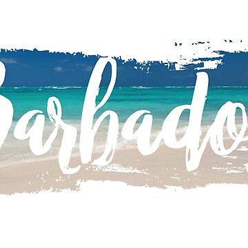 Barbados, Beach Background by identiti