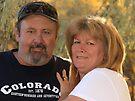 Steve and Pattie by Steve  Taylor