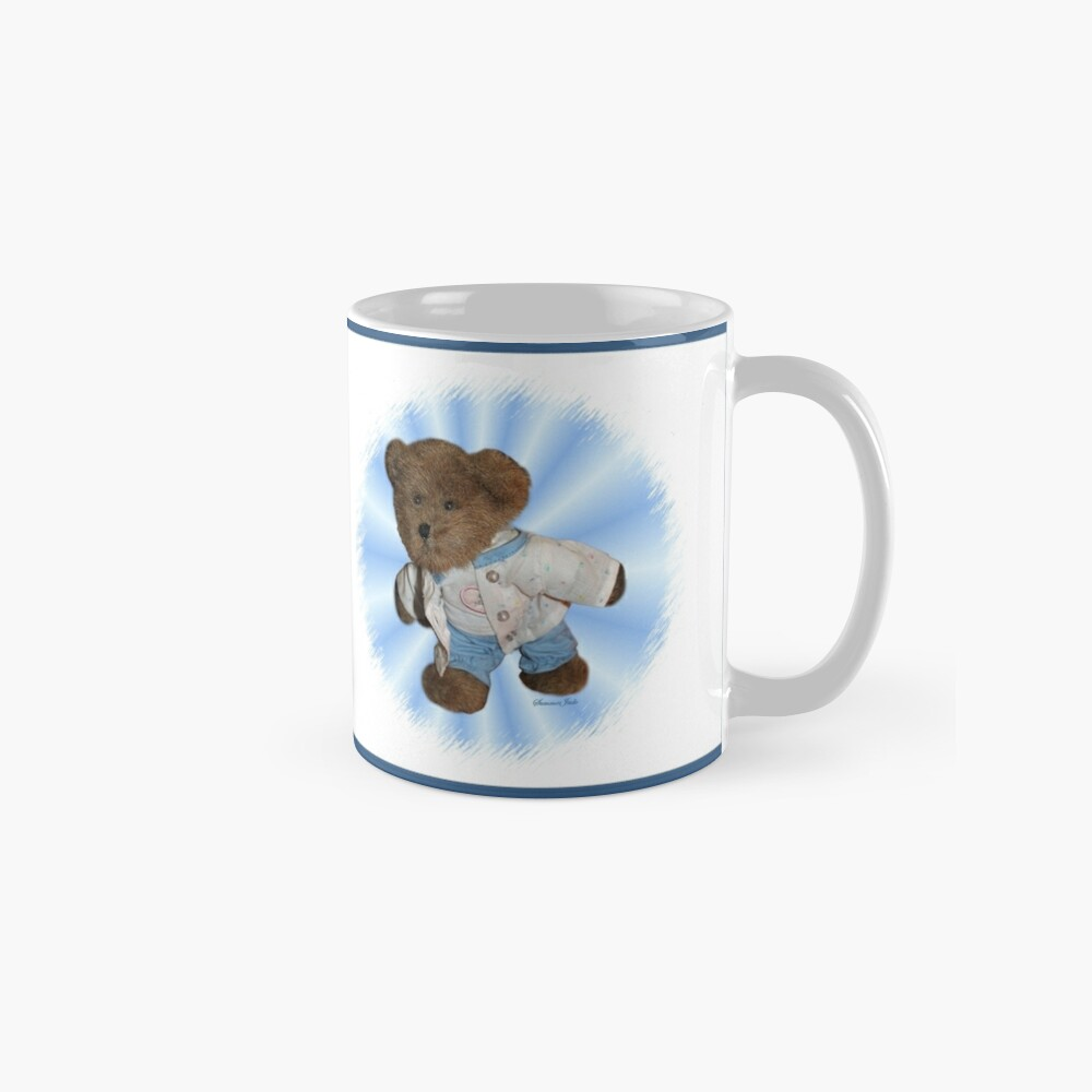 Take Me Along With You ~ Teddy Bear  Mug