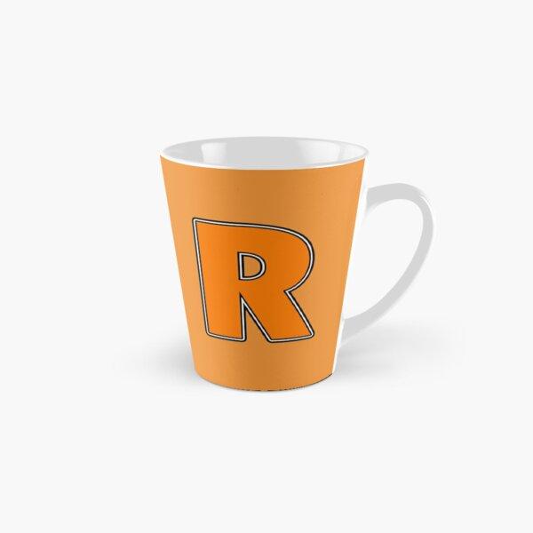 Pride! Letters - R (Orange) Tall Mug