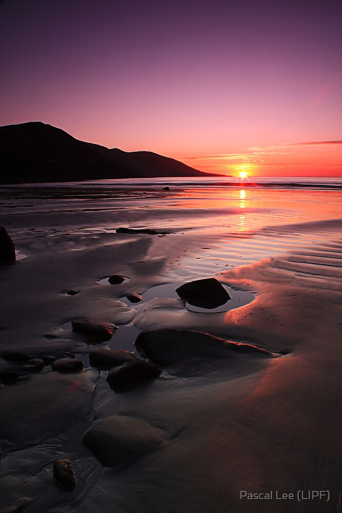 Kerry Sunset by Pascal Lee (LIPF)