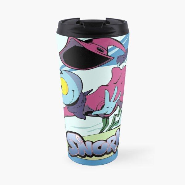 Snorko - Master Of The Undersea Travel Mug