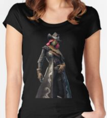 Calamity Skin Women's Fitted Scoop T-Shirt