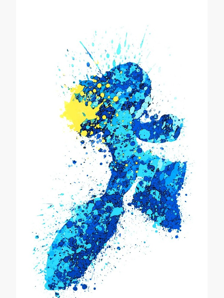Splatter Mega Man by Doomgriever