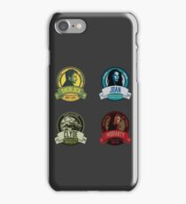 Brownstone Brewery: Elementary Set #1 iPhone Case/Skin