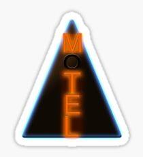 Motel Neon Sticker