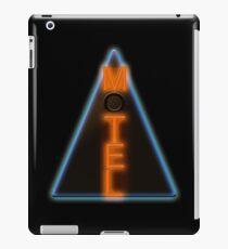 Motel Neon iPad Case/Skin