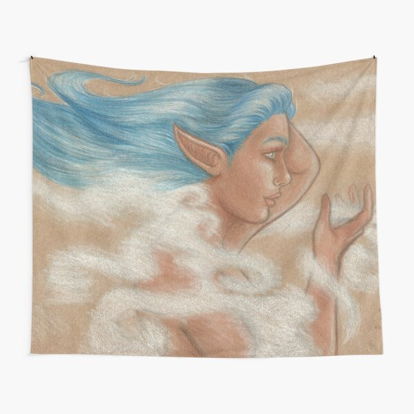 The Wind Goddess Tapestry
