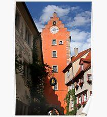 Tower of Meersburg Poster