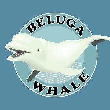 Beluga whale by mangulica