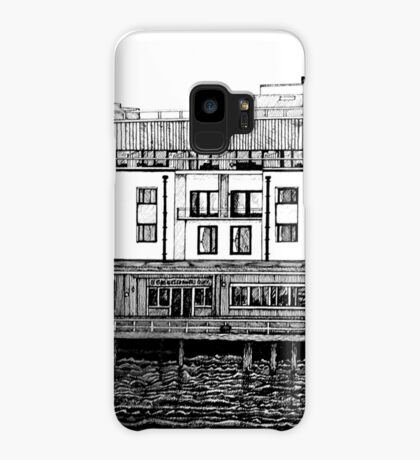 281 - COMMISSIONERS QUAY, BLYTH - DAVE EDWARDS - INK - 2018 Case/Skin for Samsung Galaxy