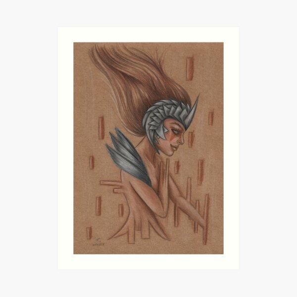 Stream of Consciousness Art Print
