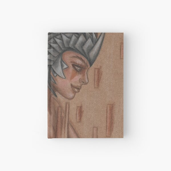 Stream of Consciousness Hardcover Journal