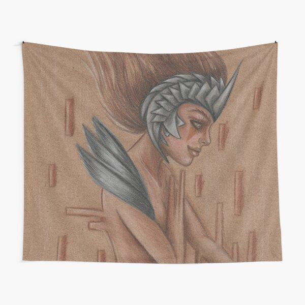 Stream of Consciousness Tapestry