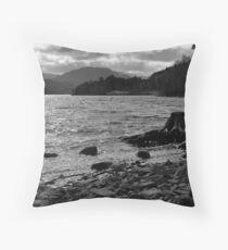 Lochs Edge Throw Pillow