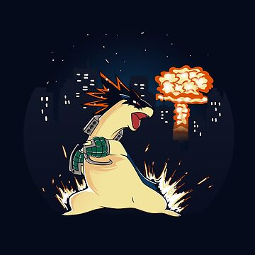 Boom! Exphlosion (My Hero Academia) by Ruwah