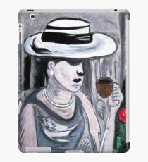 Mystery Lady............ iPad Case/Skin
