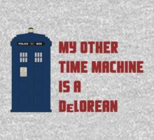 My other time machine