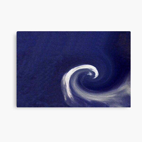 Sky Art Canvas Print