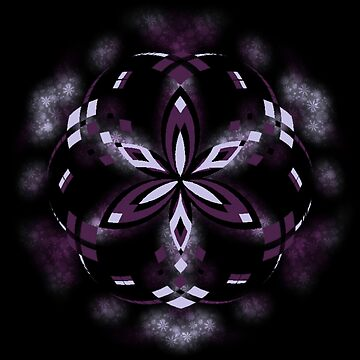 Mandala 03 - Upgraded by Cybarxz