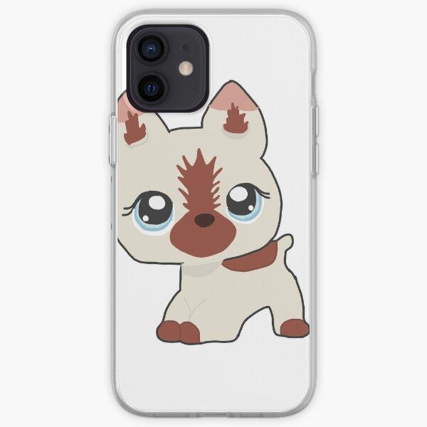 LPS Littlest Pet Shop Dog iPhone Soft Case