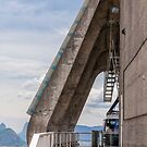 Cable car station - Sugarloaf Mountain - Rio de Janeiro by Ben Ryan