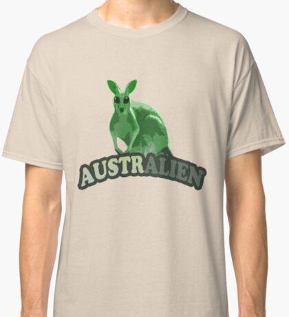 AustrAlien t-shirt Classic T-Shirt