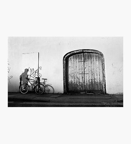 ShadowRider Photographic Print
