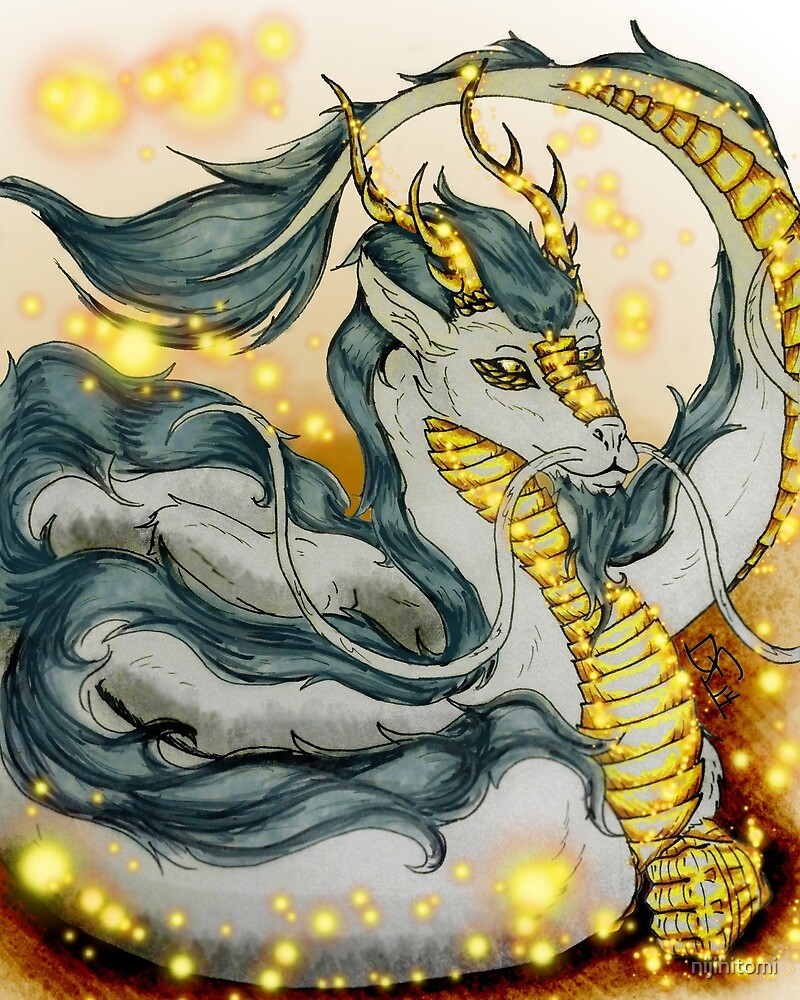 The Last Dragon of Time by nijihitomi