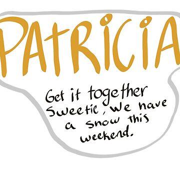 PATRICIA by JuicyUS