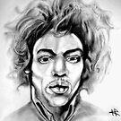 Hendrix by Herbert Renard
