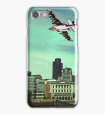 The reds are taking over the city! iPhone Case/Skin