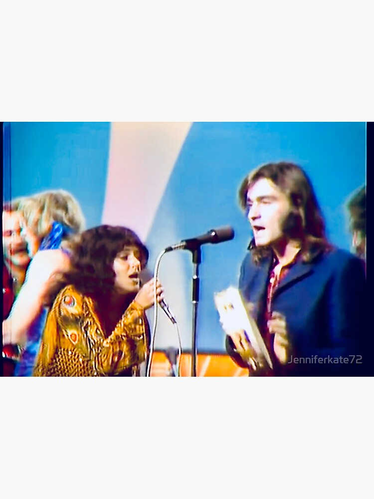 Grace Slick and Marty Balin sing Somebody to Love on Dick Caveat by Jenniferkate72