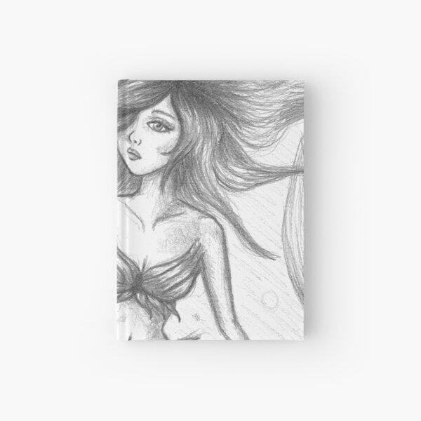 Mermaid #1 Hardcover Journal