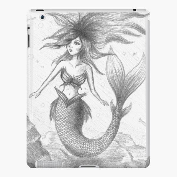 Mermaid #1 iPad Snap Case
