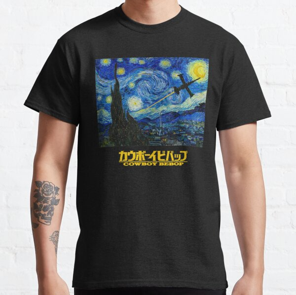 Cowboy Bebop - Nuit étoilée T-shirt classique