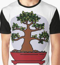 Bonsai Tree - #4 Graphic T-Shirt