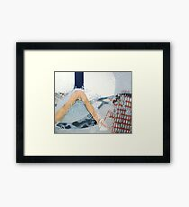 Flotsam and Jetsam #1 Framed Print